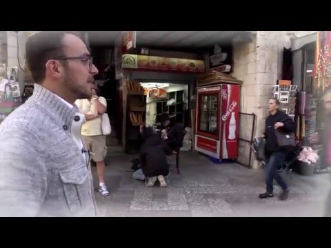 Video: Video: Muslim Man Discovers He's Actually Jewish