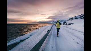 Pau Capell | Run For The Arctic by The North Face
