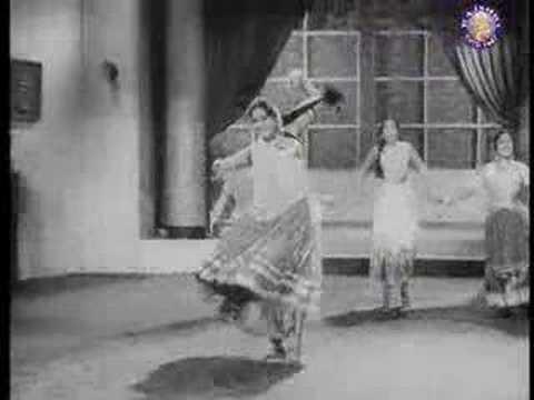 Chali Re Chali Re Gori - Kumkum & Kishore Kumar - Mr X In Bombay