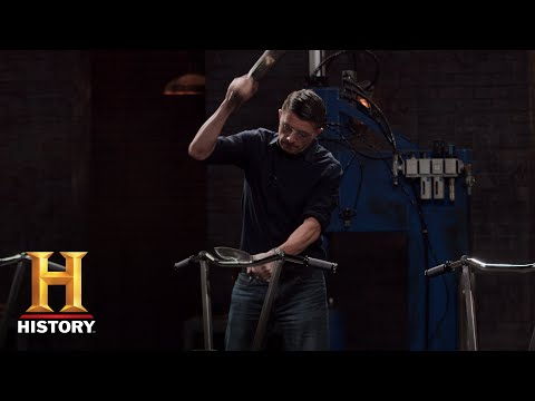Forged in Fire: Motorcycle Blade Tests (Season 5, Episode 11)   History