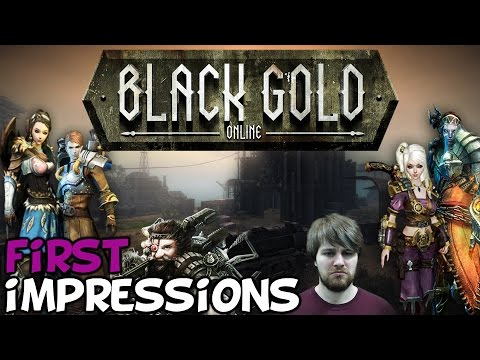 Black Gold Online First Impressions «Is It Worth Playing?»