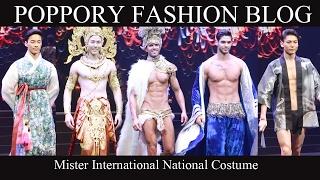 Video [Full HD] Mister International National Costume ชุดประจำชาติ | VDO BY POPPORY MP3, 3GP, MP4, WEBM, AVI, FLV November 2017