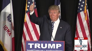 Council Bluffs (IA) United States  City new picture : Full Speech HD: Donald Trump Explosive Rally in Council Bluffs, IA (12-29-15)