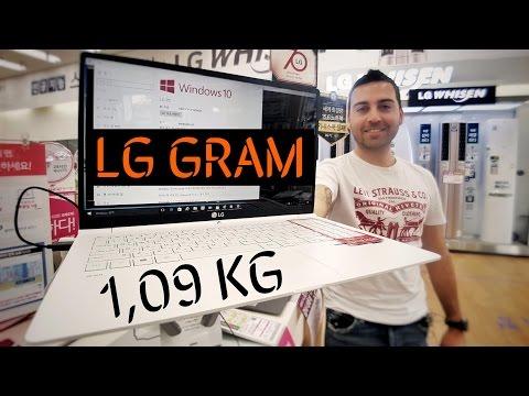 LG GRAM 15 è il notebook da 15 pollici più leggero al mondo, SOLO 1 KG!