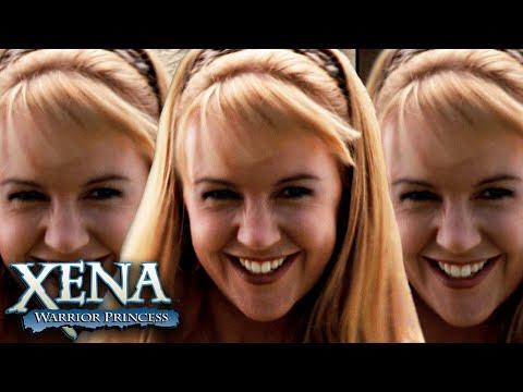 The Three Naked Gabrielles | Xena: Warrior Princess