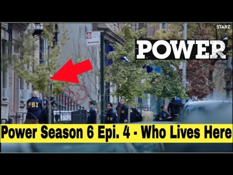 Power Season 6 Episode 4 Trailer  | What Did We Miss In The Power Season 6 Episode 4 Trailer