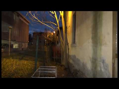Foro Boario, qualcuno vive nelle palazzine abbandonate?