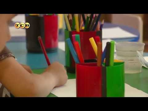 Как научить ребенка рисовать. Мамина школа. ТСВ - DomaVideo.Ru