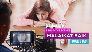 SALSHABILLA #VLOG - BEHIND THE SCENES