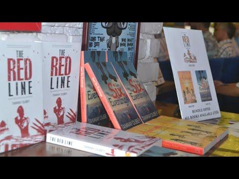 Redline|Tanmay Dubey|Booknerds|Thriller|Book Launch