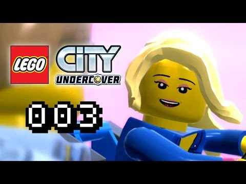 SEXY HEXY NATALIA !? - Let's Play Lego City Undercover Gameplay #003 [Deutsch]