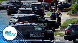 Sheriff: Multiple dead after shooting at Maryland newsroom