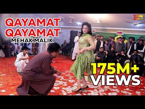 Qayamat Qayamat | Mehak Malik | Bollywood Mujra Dance 2020 | #Shaheen_Studio