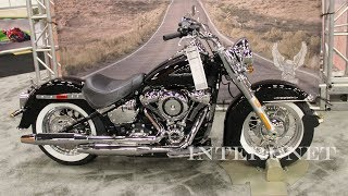 7. 2018 Harley-Davidson Deluxe – new softail bike