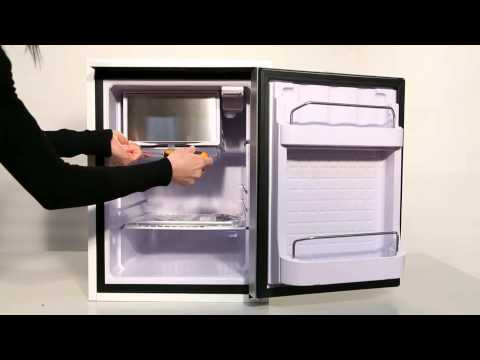 How to easily fix the cabinet from the interior of Cruise Elegance fridge
