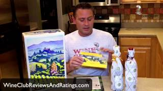 In this video, both Tricia and Todd Review their delivery of the Gold Medal Wine Club as a gift. Our full review is at http://wineclubreviewsandratings.com Also, ...