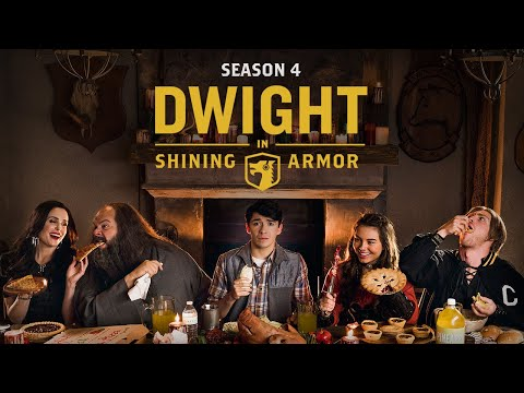 Dwight in Shining Armor - SEASON 4 TRAILER! Premieres 9/20!!