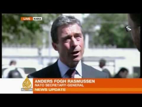 NATO Secretary-General talks to Al Jazeera