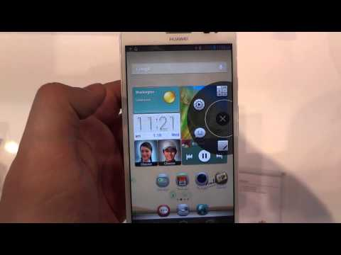 Huawei Ascend Mate - hands-on
