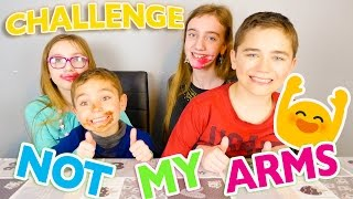 Video NOT MY ARMS CHALLENGE - Petits VS Grands MP3, 3GP, MP4, WEBM, AVI, FLV Agustus 2017