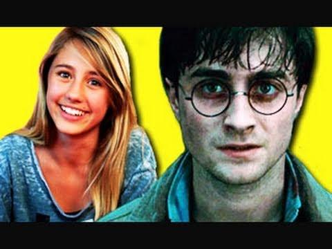 Děti reagují na Harryho Pottera