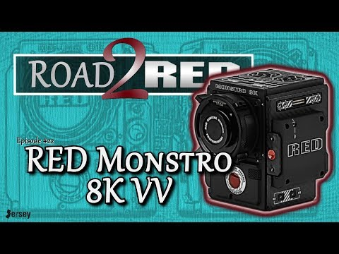 RED Monstro 8K VV : AN $80,000 CAMERA!! [Road 2 RED Series]