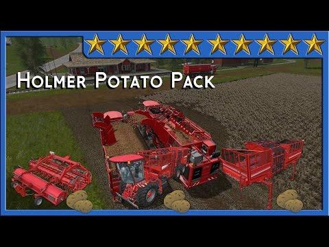 Holmer Potato v1.0
