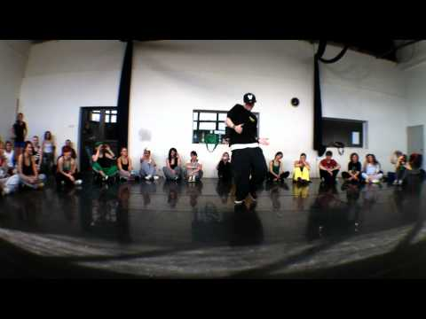 30.03-1.04.12 Dancehall Workshop by Andrey Boyko in Warsaw/Poland (видео)