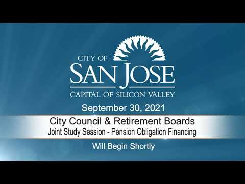 SEP 30, 2021 | Joint City Council & Retirement Boards