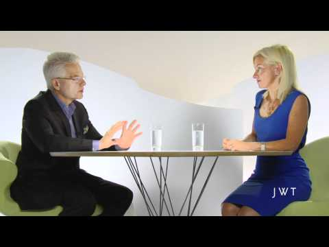 CES 2012 - JWT Worldwide CEO and Chairman Bob Jeffrey, speaks with Carolyn Everson, Facebook's VP of Global Marketing Solutions on the Worldmakers set at CES, the 2012 ...
