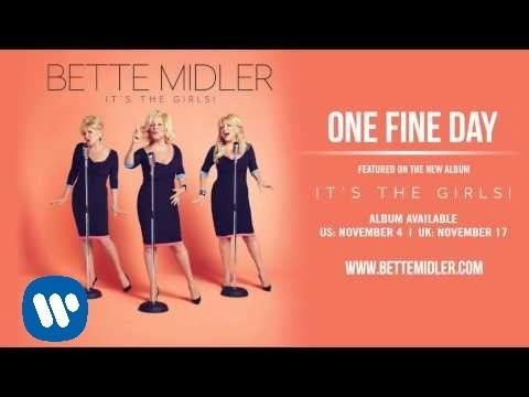 fine - Out 4th Nov (US) / 17th Nov UK Pre-order on Amazon: http://smarturl.it/BetteITGaz or iTunes: http://smarturl.it/BetteITGit Bette Midler looks back on some of the most iconic girl groups of...