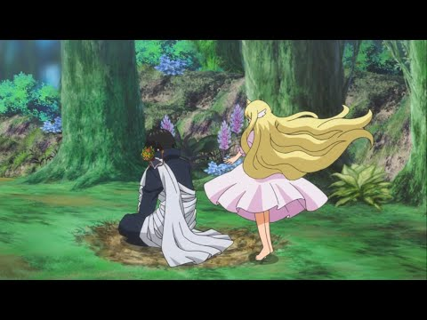 [Fairy Tail] Zeref x Mavis (Zervis)