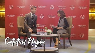 Video Catatan Najwa - Umpan Lambung David Beckham MP3, 3GP, MP4, WEBM, AVI, FLV Mei 2018