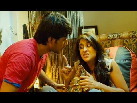 Video Regina Cassandra Fires On Sundeep Kishan And Argues With Him    Routine Love Story Movie Scenes download in MP3, 3GP, MP4, WEBM, AVI, FLV January 2017