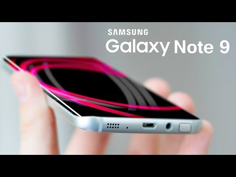 Galaxy Note 9 - Accidentally Confirmed!!!!