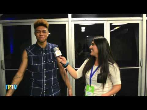 Mazzi Maz Talks Selfie Lines, America & MORE! | Vidcon 2014