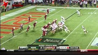 Stephen Morris vs Louisville (2013)