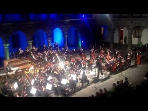 """Franz Schubert – Sinfonía No. 9 """"Andante con motto"""", Orquesta Sinfónica del Estado de Puebla."""