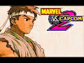 CAPCOM  Marvel Vs. Capcom 2: Character Select
