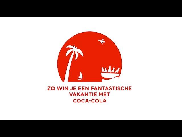 Ga naar de dichtstbijzijnde winkel en koop een Coca-Cola met jouw favoriete bestemming op het label. Typ de URL in, check de code onder de dop, het lipje of het label, en vul deze code in om kans te maken op een zonvakantie.