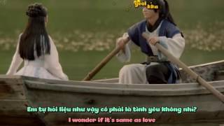 Vietsub+Kara Be With You   AKMU  Moon Lovers OST Part 12