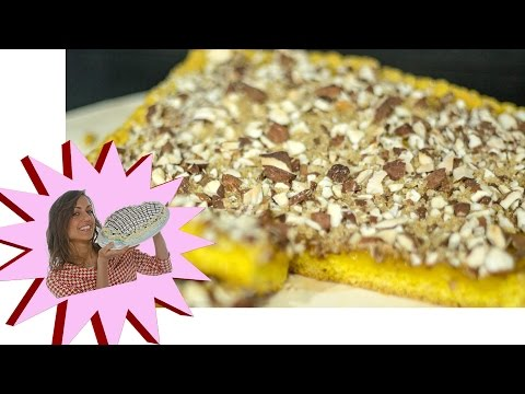 crostata di crema e mandorle 100% vegana