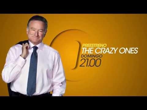 Promo preestreno The Crazy Ones