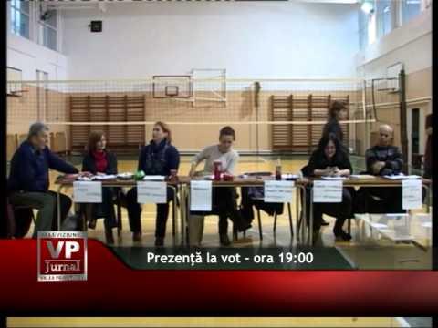 Prezența la vot în Prahova – ora 19.00 – 62,53%
