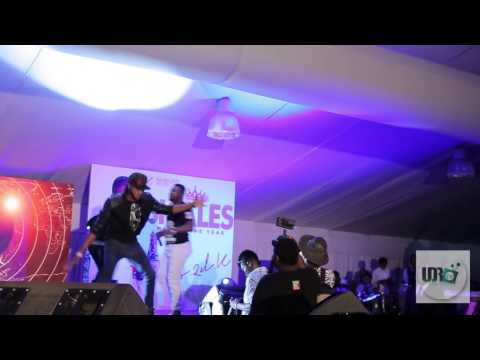 SKALES 'MAN OF THE YEAR' ALBUM LAUNCH