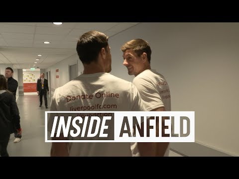 Inside Anfield: Liverpool Legends 5-5 Bayern Munich | Alonso, Gerrard, Kuyt and more
