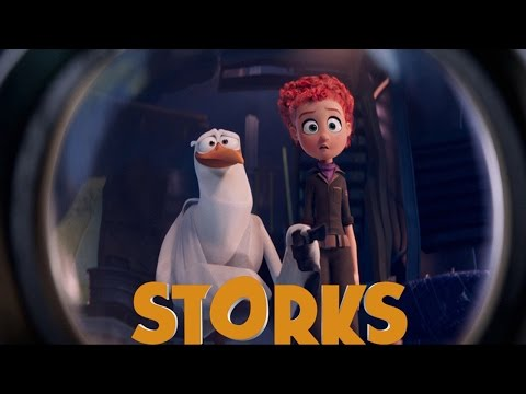 Storks Official Trailer