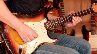 Video (my personal) 1963 Fender Stratocaster, sunburst, Part2 MP3, 3GP, MP4, WEBM, AVI, FLV Juni 2018