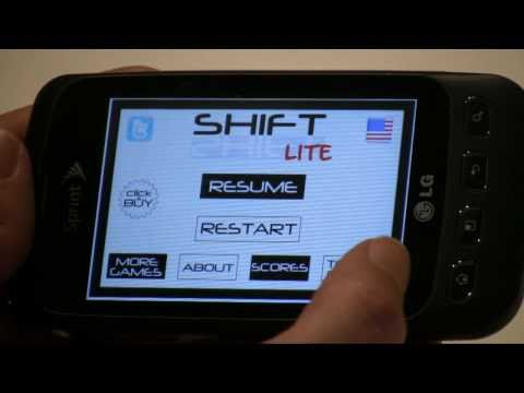 Video of Shift Lite Puzzle Game