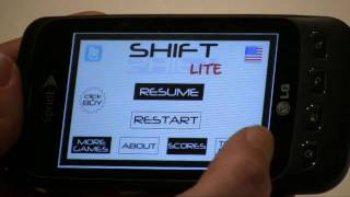 Shift Lite Puzzle Game YouTube-Video